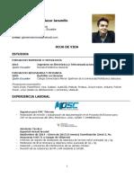 CV Ing.pablo Salazar l
