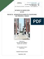 Informe Inspeccion Countrypark 6 Sept 16