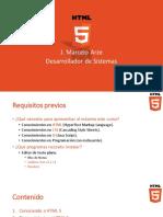 1.- HTML5