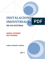 Gas Natural Instalaciones Industriales