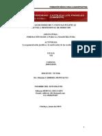 Formacion Basic Para La Mag Act 14