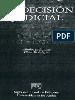 La Decision Judicial Como El Derecho Se Parece a la Literatura.pdf
