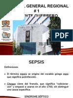 Sepsis-SOFa en la Donación de organos