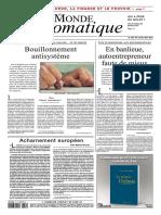 Le Monde Diplomatique 2017 03