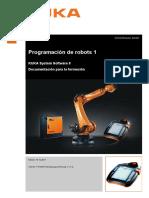 Programación de Robots I