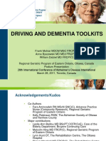 2816 Anna Byszewski Driving and Dementia Toolkit