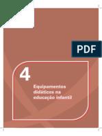 Complementar - Equipamentos Para Educ Inf