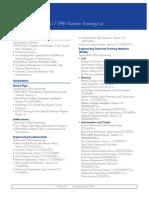 EPRI's Nuclear Training List for 2017