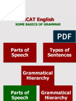 2. Basics About Grammar