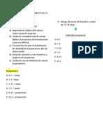 Indicadores Epidemiológicos 1 y 2