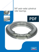 SKF Axial-radial CRB