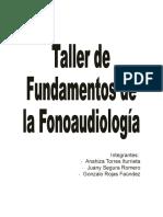 Fundamentos Taller