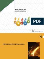 Clase N°09 Metalurgia y Cemento