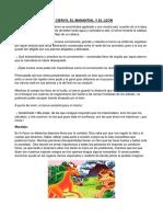 3 Cuentos(Fabulas) Con Moraleja - 1xH - Con 3 Dibujos c.u.-sra-jacky