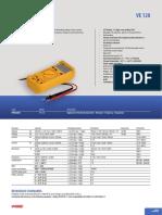 Datasheet VP063200 VE 128