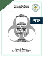 Toxicologia Benzodiacepinas