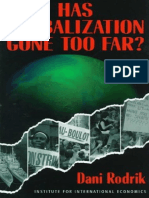Rodrik D. Has Globalization Gone Too Far