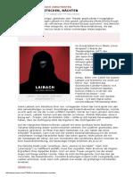 2017 Laibach - Also sprach Zarathustra