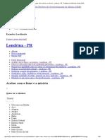 ODM 1 - Acabar com a fome e a miséria - Londrina - PR - Relatórios Dinâmicos Portal ODM.pdf