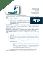 Contrato de Afiliación a La Camara de Comercio