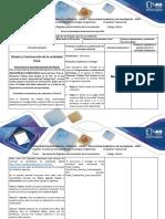 Plantilla ECBTI Evaluación POA Paso4