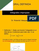 INTEGRAL Impropia Clase4