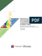 Protocolo Derechos INTEGRA 2016
