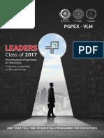 iimc_pgpex_vlm_brochure_2016.pdf