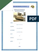 Determinación de Concentración de Iones Nitrato Por Espectrofotometría Molecular