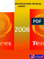 Manual Avisos Tipo 1 PDF