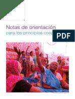 7.-Notas de Orientación Para Los Principios Cooperativos