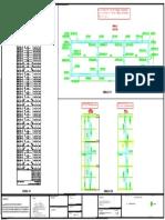 Plano Estructural Box-p Proyectado - Medio Pliego