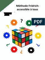 Rubics Cube Méthode Fridrich