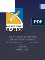Auditoria de marketing