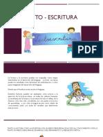 LECTO - ESCRITURA