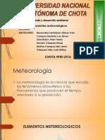 instrumentos metereologicos