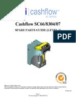 SC83_6604-07 Spares Parts Guide Level 1