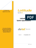 Latitude 7.0 System Specifications 24 Sep 2015