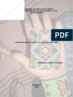 2012 -A IDENTIDADE PUYANAWA E A ESCOLA INDu00CDGENA   Maristela.pdf