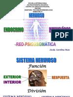 Presentación psiconeuroinmunología