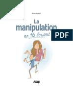 [[eBooks]] La Manipulation en 10 Lecons Anne Guibert (..Lire en Ligne..)