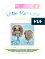 Adap Sirena_Little Mermaid - Ing