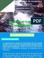 Hidrodinamica 2016-II - I. Civil