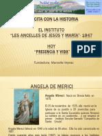 Angela de Mereci 2