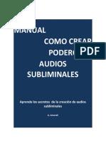 MANUAL AUDIO SUBLIMINAL.docx
