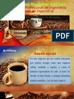 Cafe Altomayo Betzi EXPONER