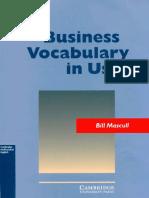 Cambridge - Business Vocabulary in Use (Intermediate & Upper-intermediate) (2002).pdf
