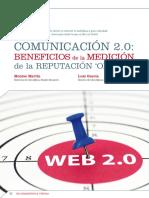 Comunicación 2.0 Beneficios de la medición de la reputación online.pdf