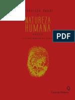 A Natureza Humana Existe - e Como Manda Na Gente - Francisco Daudt