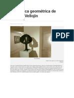 La Mística Geométrica de Manolo Vellojín